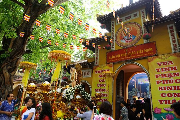 Mùa Phật đản, nhớ lời dạy của Đức Phật (29/5/2018)
