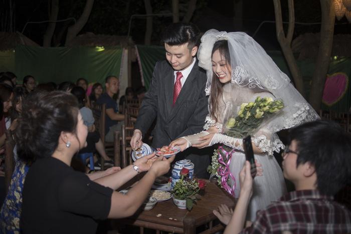 """Tái hiện không gian đám cưới xưa qua sự kiện """"Chuyện cưới - kể mãi chuyện trăm năm"""" (18/5/2018)"""