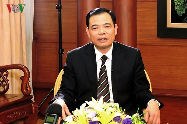 Phỏng vấn Bộ trưởng Bộ Nông nghiệp và Phát triển nông thôn về công tác phòng chống, giảm nhẹ thiên tai trong thời gian tới (22/5/2018)