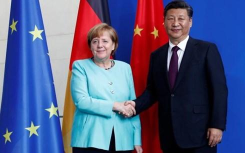 Chuyến công du Trung Quốc nhiều mục đích của Thủ tướng Đức (27/5/2018)