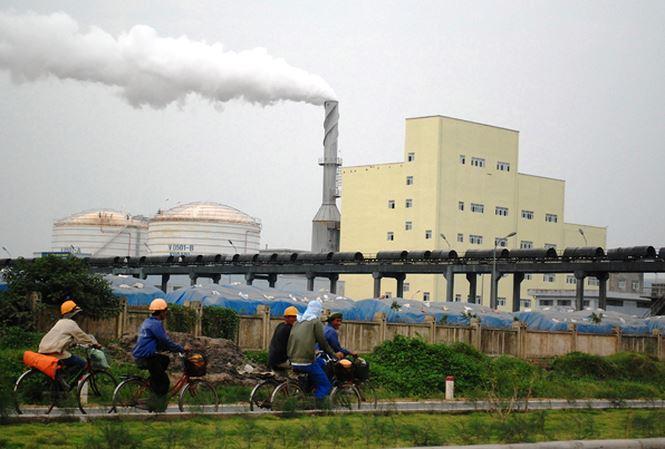 Giải pháp nào kiểm soát tình trạng ô nhiễm môi trường tại các cụm công nghiệp ở Hà Tĩnh? (3/5/2018)