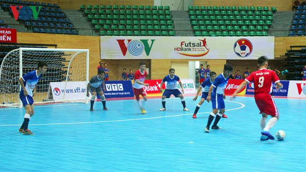 Động lực giúp cho phong trào Futsal phát triển trong thời gian tới (13/5/2018)