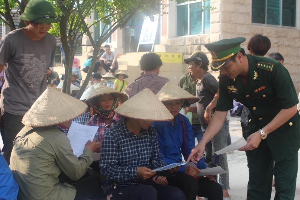 Quảng Ninh: Đẩy mạnh tuyên truyền pháp luật tại khu vực cửa khẩu (15/5/2018)