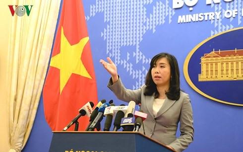 Việt Nam kiên quyết phản đối các hành động xâm phạm chủ quyền của Việt Nam đối với hai quần đảo Hoàng Sa và Trường Sa (Thời sự chiều 31/5/2018)
