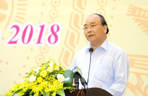 Thủ tướng Nguyễn Xuân Phúc yêu cầu thực hiện một loạt giải pháp nhằm bảo vệ môi trường, không được để một vụ việc như Formosa xảy ra lần thứ hai (Thời sự sáng 18/5/2018)
