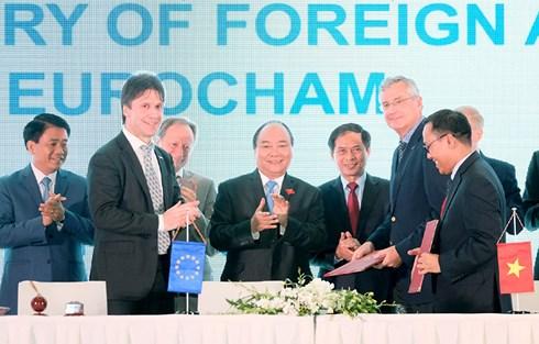 Thủ tướng Nguyễn Xuân Phúc: Việt Nam và Châu Âu đang đứng trước những vận hội to lớn để có thể nâng tầm quan hệ và phát triển mạnh mẽ và sâu rộng hơn bao giờ hết (Thời sự chiều 25/5/2018)