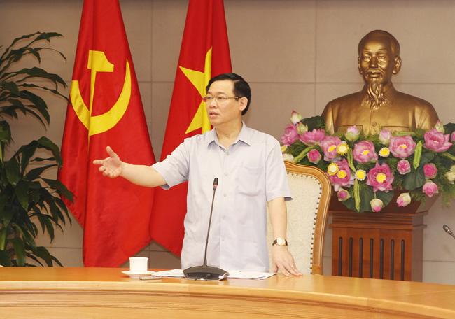 Phó Thủ tướng Vương Đình Huệ: Sẽ thanh tra toàn diện 43 dự án của Bộ Giao thông vận tải (Thời sự đêm 16/5/2018)