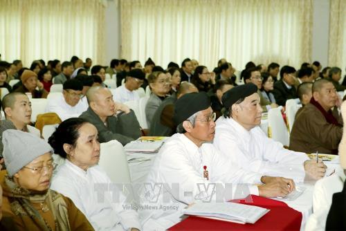 Ghi nhận sau 4 tháng triển khai Luật Tín ngưỡng tôn giáo (17/5/2018)