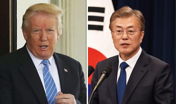 Nhiều thách thức trước chuyến thăm Mỹ của Tổng thống Hàn Quốc Moon Jae In (22/5/2018)