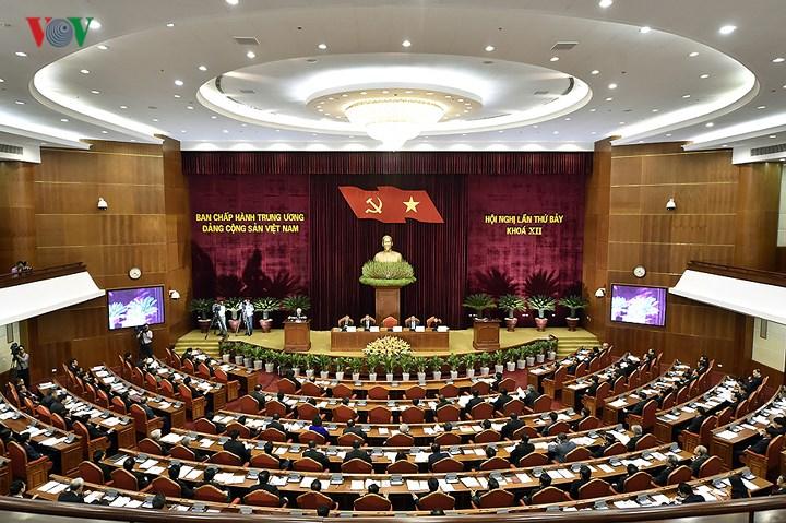 Khai mạc hội nghị lần thứ 7, Ban chấp hành Trung ương Đảng khoá 12 (Thời sự chiều 7/5/2018)