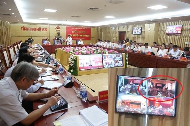 Cán bộ huyện bỏ họp khi Chủ tịch Ủy ban nhân dân tỉnh Nghệ An đang phát biểu: Những người liên quan phải nhận trách nhiệm (Thời sự trưa 24/6/2018)