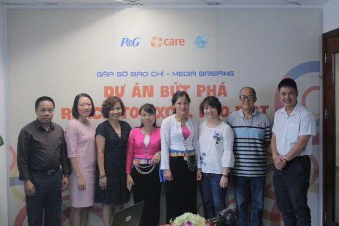 Tổ chức Care quốc tế tại Việt Nam hỗ trợ xây dựng các mô hình nông nghiệp mang lại giá trị kinh tế cao ở vùng miền núi (29/6/2018)