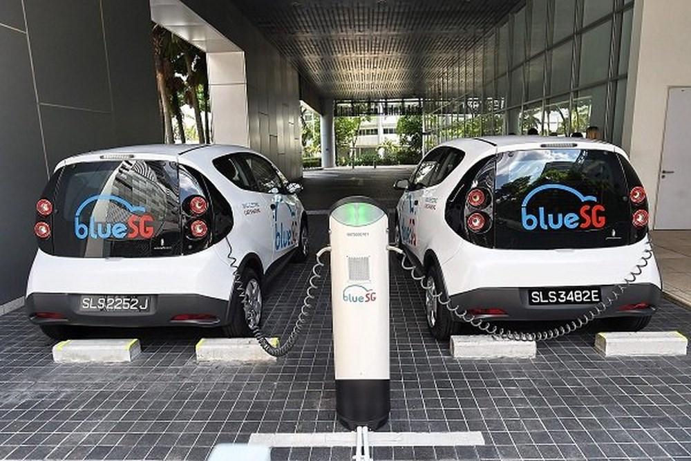 Singapore xây dựng mạng lưới sạc dành cho xe điện (20/6/2018)
