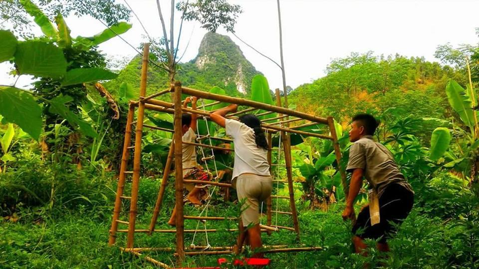 Nông trại Hón Mũ: Nơi những người trẻ sống thuận hòa với thiên nhiên (27/6/2018)
