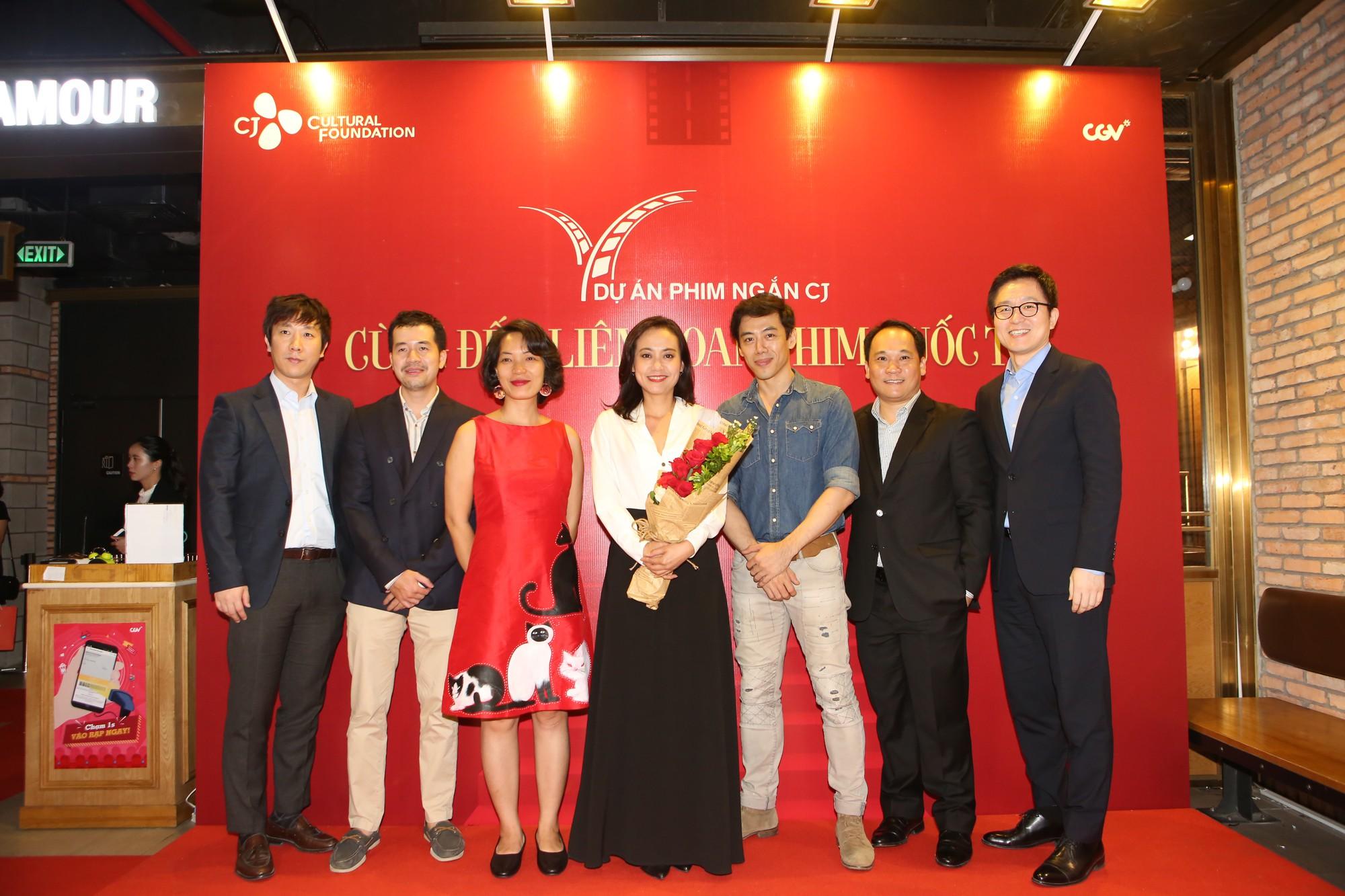Dự án phim ngắn CJ - Cơ hội cho các nhà làm phim trẻ Việt Nam (22/6/2018)