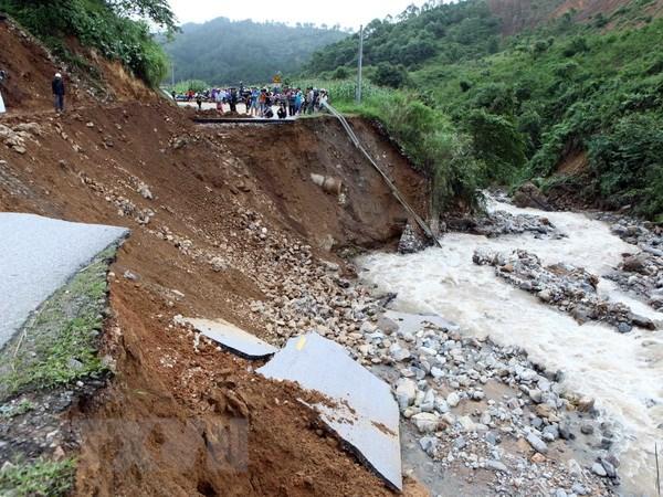 25 người chết và mất tích do mưa lũ tại các tỉnh Hà Giang, Lai Châu (Thời sự đêm 25/6/2018)
