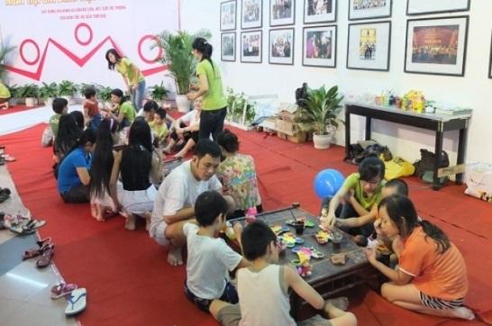 Ngày hội kết nối gia đình - Vì sự phát triển của trẻ em (28/6/2018)