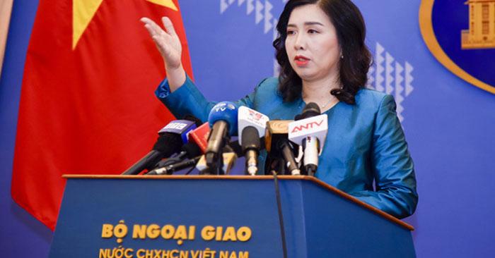 Bộ Ngoại giao Việt Nam lên án mạnh mẽ hành động của Trung Quốc ở Hoàng Sa, yêu cầu rút các trang thiết bị quân sự (Thời sự chiều 14/6/2018)