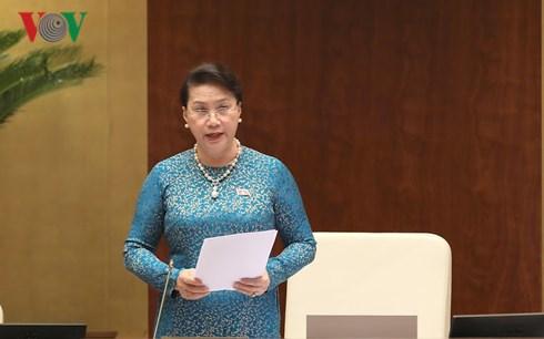 Kết thúc 3 ngày Quốc hội chất vấn các Bộ trưởng, đa số đại biểu đánh giá, các phiên chất vấn phần nào đáp ứng niềm mong mỏi của cử tri cả nước (Thời sự chiều 6/6/2018)