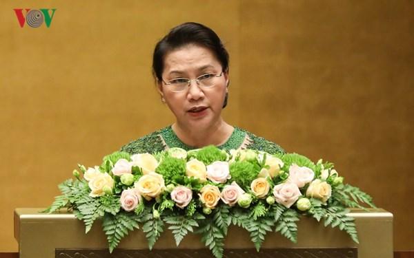 Hoạt động của Quốc hội ngày càng gắn bó mật thiết với cử tri (18/6/2018)
