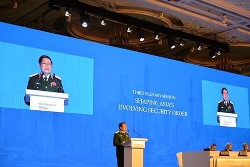 Đối thoại Sangri-La 2018: Nhận diện trật tự an ninh đang biến đổi của châu Á (3/6/2018)