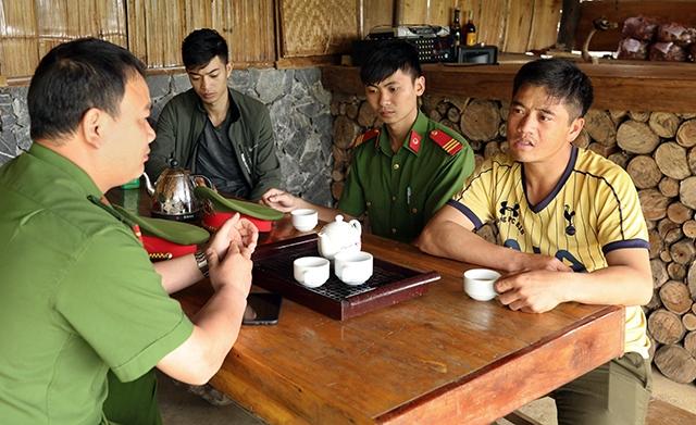 Sơn La: Đấu tranh chống tội phạm ma túy ở vùng biên giới (26/6/2018)