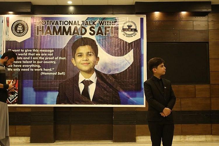 Diễn giả 11 tuổi kỳ vọng làm thay đổi hình ảnh đất nước Pakistan trong mắt thế giới (14/6/2018)