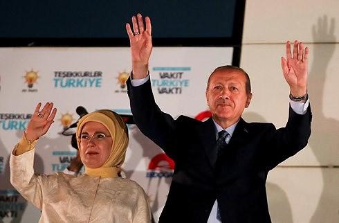 Bầu cử Tổng thống trước thời hạn: Bước ngoặt mới cho nền chính trị Thổ Nhĩ Kỳ (26/6/2018)