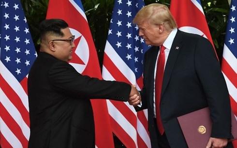 Mỹ-Triều Tiên bỏ lại quá khứ để thế giới chứng kiến sự thay đổi lớn (12/6/2018)