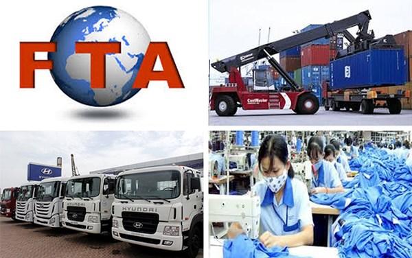 Thúc đẩy xuất khẩu Việt Nam (30/6/2018)