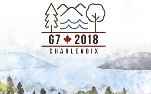 Hội nghị thượng đỉnh G7 và nỗ lực giải quyết các vấn đề nóng toàn cầu (10/6/2018)