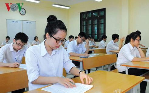 Kiên quyết chống gian lận trong kỳ thi Trung học Phổ thông Quốc gia 2018, đăc biệt là gian lận công nghệ cao (22/6/2018)