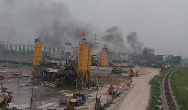Báo động ô nhiễm môi trường tại các khu, cụm công nghiệp (18/6/2018)