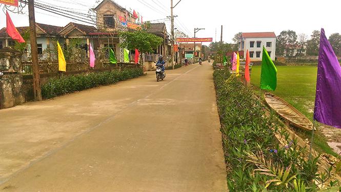 Nông thôn mới, sức sống mới nơi vùng quê (12/6/2018)