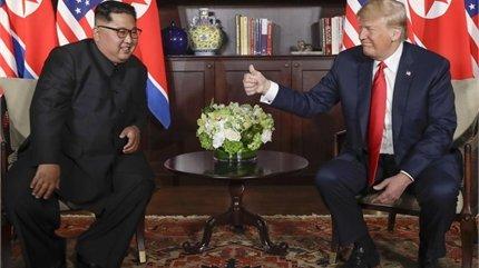 Cả thế giới đang hướng về đảo Sentosa - Singapore, nơi diễn ra Hội nghị Thượng đỉnh Mỹ - Triều (12/6/2018)