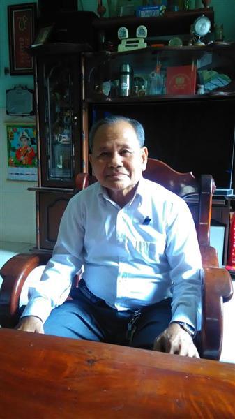 Giáo dân Đinh Quang Tiếp – sống là cống hiến (21/6/2018)