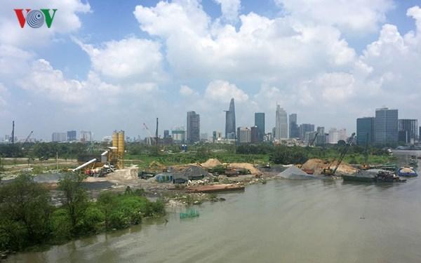 Thành phố Hồ Chí Minh sẽ bố trí tạm cư, đảm bảo điều kiện sinh hoạt cho hơn 100 trường hợp người dân còn khiếu kiện tại dự án khu đô thị Thủ Thiêm (Thời sự sáng 14/6/2018)