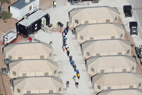 Chính sách nhập cư hà khắc của nước Mỹ dưới thời Tổng thống Donald Trump (24/6/2018)