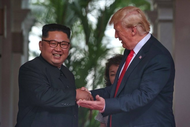 Những vấn đề nghị sự quan trọng trong Hội nghị Thượng đỉnh Mỹ - Triều tại Singapore (12/6/2018)