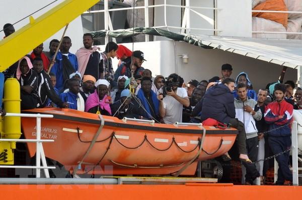 Châu Âu lại bất đồng lớn về vấn đề di cư (19/6/2018)
