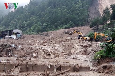 Thiệt hại do mưa lũ tại các tỉnh Tây Bắc vẫn tiếp tục gia tăng (26/6/2018)