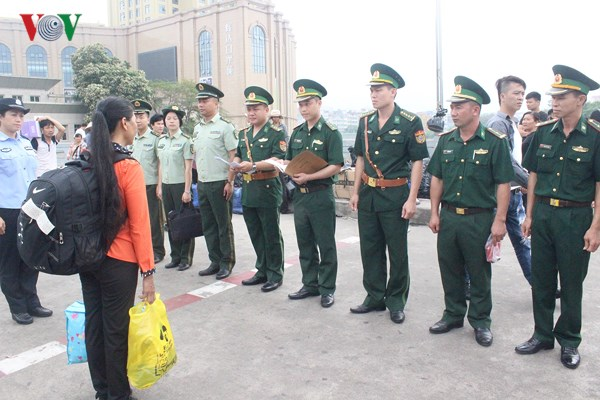 Bộ đội Biên phòng Quảng Ninh: Điểm sáng trong công tác đối ngoại biên phòng (23/6/2018)