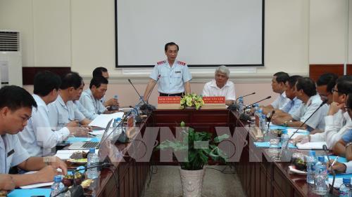Thanh tra Chính phủ công bố quyết định thanh tra tại tỉnh Trà Vinh (Thời sự đêm 2/7/2018)