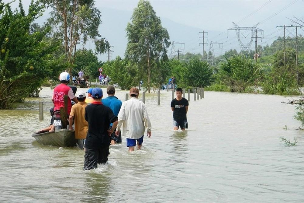 Miền Trung ứng phó với tình trạng ngập lụt và nguy cơ lũ quét, sạt lở đất có thể xảy ra trong những ngày tới (20/7/2018)