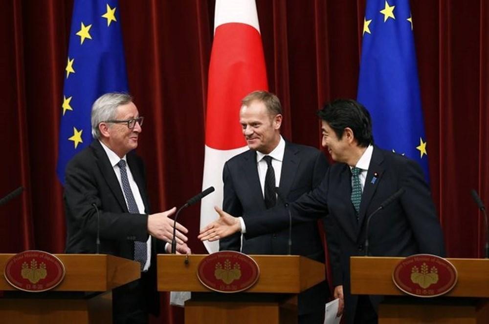 Liên minh châu Âu và Nhật Bản ký kết hiệp định đối tác kinh tế sau gần 5 năm đàm phán (18/7/2018)