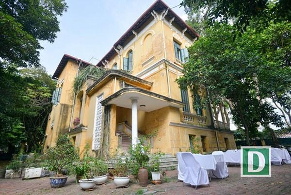 Quản lý biệt thự cổ tại Hà Nội - những vấn đề đặt ra (20/7/2018)