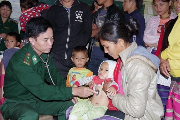 Tăng cường hợp tác Quân y giữa hai nước Việt - Lào (23/7/2018)