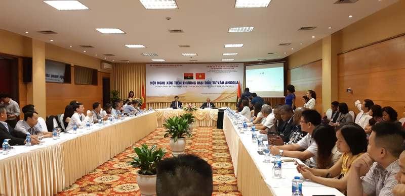Những cơ hội của doanh nghiệp Việt Nam khi đầu tư tại Angola (16/7/2018)