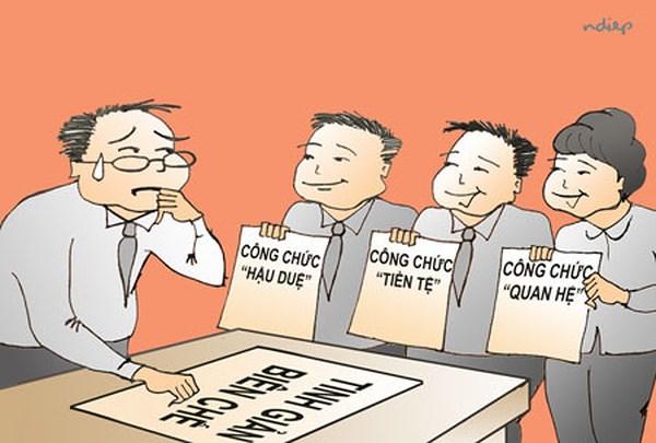 Ban Tổ chức Trung ương bàn giải pháp xử lí tình trạng các cơ quan, đơn vị muốn tăng biên chế (Thời sự chiều 7/7/2018)
