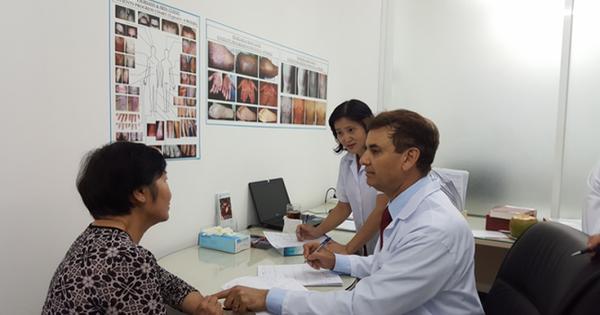 Cơ hội mới cho người bị bệnh vẩy nến tại Việt Nam (27/7/2018)